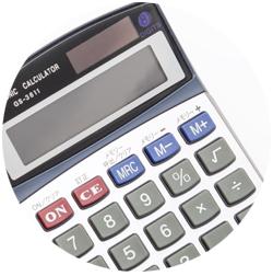 お支払いは無利子での分割が可能です。